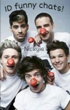 1D funny chats by Nickyie