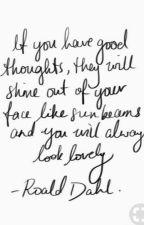 Roald Dahl  by Ramonathabookworm