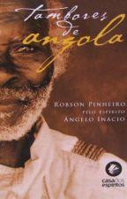Tambores de Angola by MeryZamperlin