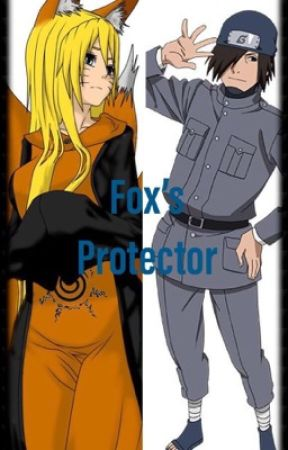 Fox's Protector  by ladyarchangel74