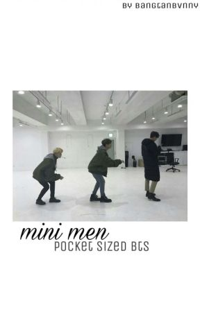 mini men » pocket sized bts by bangtanbvnny