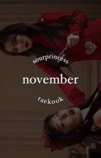 november ⚣ jjk.kth by sourprincess