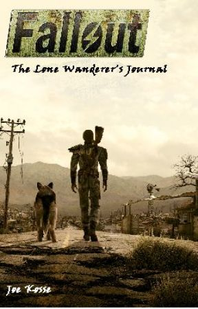 The Lone Wanderer's Journal: Survival in the Wastelands of America by Joevahkiin