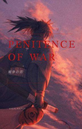 Penitence Of War (U.M) by vigilantly