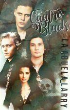 Cuatro Black |Crossover MARVEL° Harry Potter| by La_Abuela_Larry