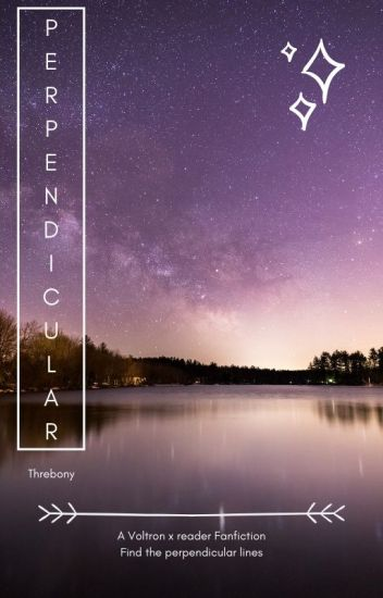 Perpendicular: The Beginning (Voltron x reader)