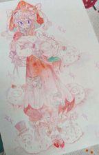 tro ; art by -cincin