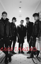 CNCO IMAGINES☝✴ by dannyxirwin