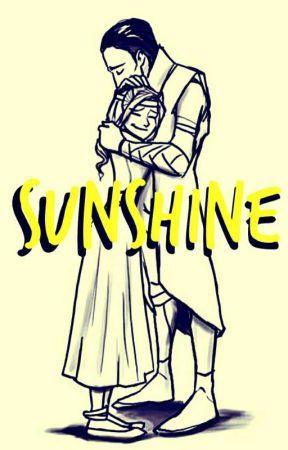 SUNSHINE | Loki and Torunn | Short Stories - goddess of
