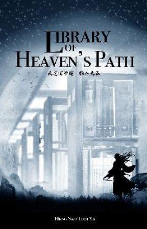 Library of Heaven's Path: Biblioteca del Camino del Cielo by rocioabril18