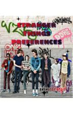 Stranger things ♡ Preferences   by awkwardxfangirl