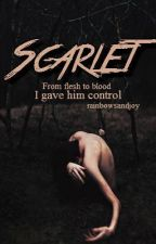 Dark Generation: Book 1 Scarlet (on hold) by rainbowsandjoy