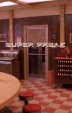 super freak ➰ jim hopper by GraceKelsta