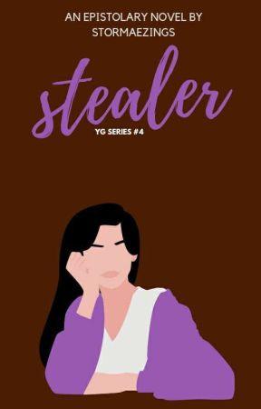 stealer; liskook [HIATUS]  by stormaezings