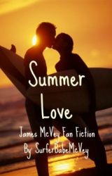 Summer Love - James McVey by smashbandana