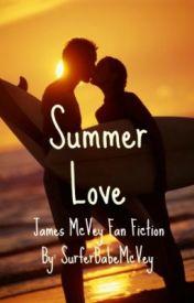 Summer Love - James McVey by smashbandana