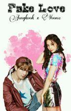 HIATUS Fake Love [jungkook & yoona] by _yoong