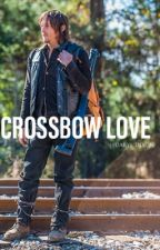 Crossbow Love || DARYL DIXON by MagicMillard