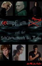 K(r)ampf um Hogwarts - und der Schüleraustausch des Todes by skraja