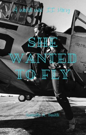 She wanted to Fly by pepgirl2016