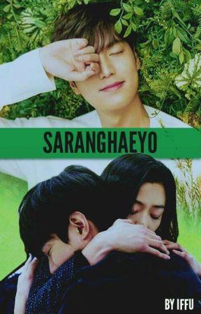   Saranghaeyo   by IffuWinchester