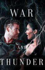 War and Thunder ~ Thor Odinson by TheRandomRhia