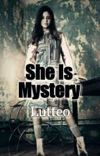 She Is Mystery «Lutteo» by PastelitoDeAgus