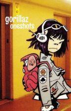 Gorillaz Oneshots by grimezz