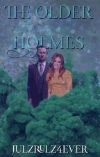 The Older Holmes : Mycroft X Reader by julzrulz4ever