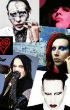 Marilyn Manson Imagines [On Hold] by lydiapalmer221b