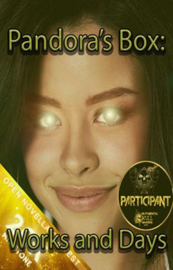 Pandora's Box: Works and Days (girlxgirl) (Book 1)