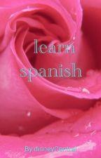 learn spanish  by disneyCentral