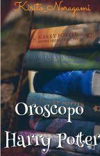 Oroscopo Harry Potter by Kirito_Noragami