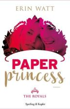 Paper Princess (The Royals Vol. 1) by royalsj