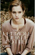 Hermione Liliane Potter by MentaLupinBlack