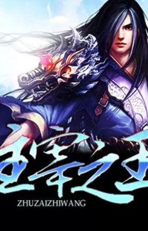 King of Gods livro 3 by dvd-kun