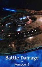 Star Trek Discovery: Battle Damage by Komodo13