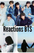 Реакции BTS  by min__lina