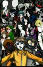 CAMP CREEPYPASTA  by dontthosepantiesbabe