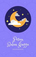 Pesan Bulan Jingga by widyningrum