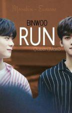 Run ; Binwoo || ASTRO  by fairysanha