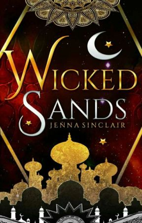 Wicked Sands by elzarion