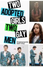 Two Adopted Girls, Two Gay Men [Larry Stylinson] MPREG by stylinsonpride