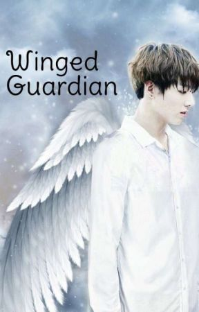Winged Guardian by 2_3_BangtanImagines