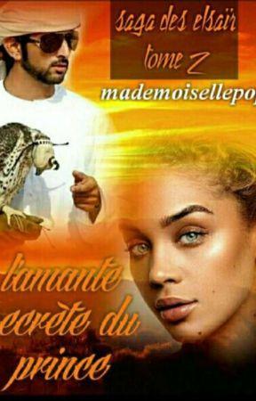 L'amante Secrète Du Prince(sous Contrat D'édition ) by mademoisellepop