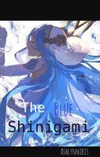 The blue shinigami [Bleach] by ashlynniris