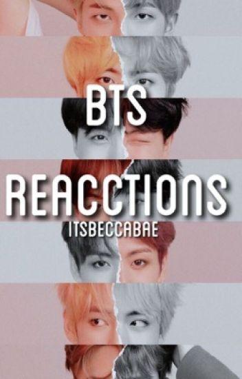 BTS Reacciones