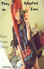 They adopted an emo [emo love story] by _harvey_02