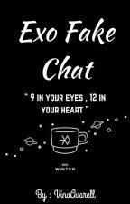 EXO FAKE CHAT NEW by rovinaramadhani