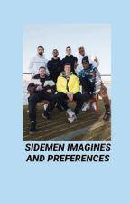 sidemen imagines and preferences  by butetabibble